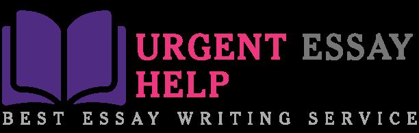 Urgent Essay Help - Blog